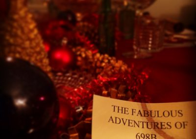 Table Christmas card